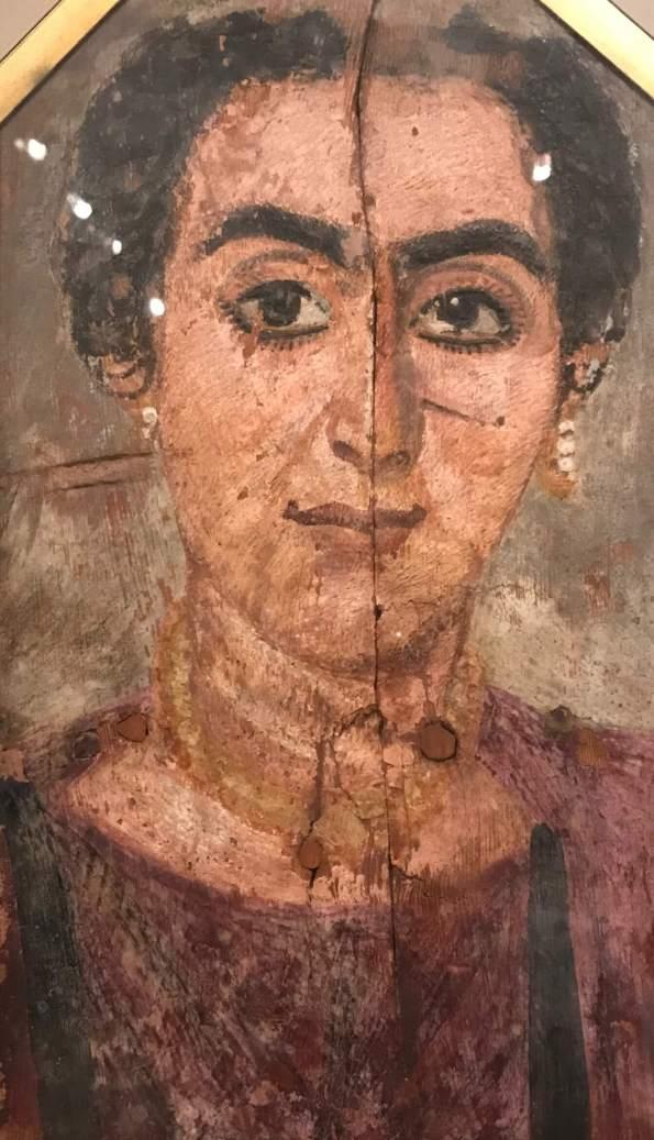 Фаюмский портрет 3 век