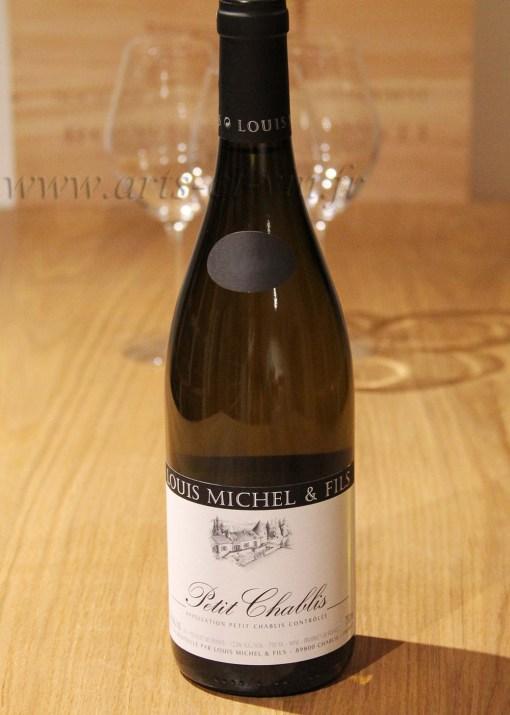 Bouteille Petit Chablis Louis Michel