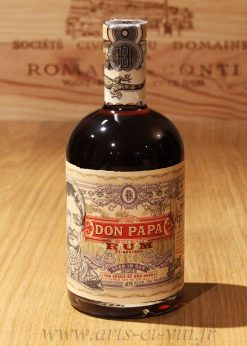 Bouteille Rhum Don Papa 7 ans Philippines