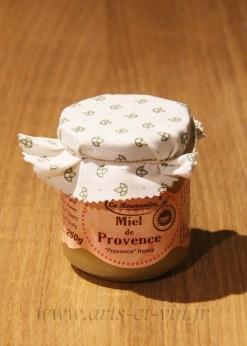 Pot Miel de Provence IGP La Roumaniere 250g