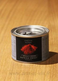Pot Paprika Sweet 160 ASTA 50g