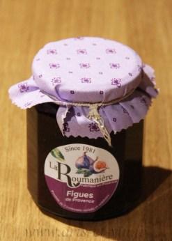 Pot Confiture de Figues de Provence La Roumaniere