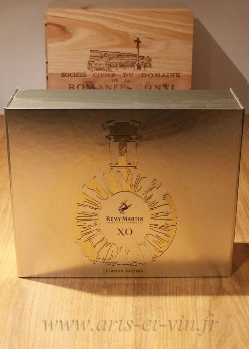 Cognac Rémy Martin XO Coffret 2 Verres