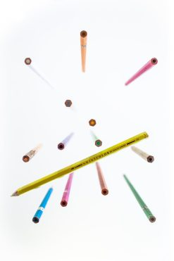 Photo Sylvain Humbert Crayons 2