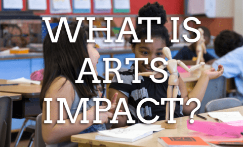 What is Arts Impact?
