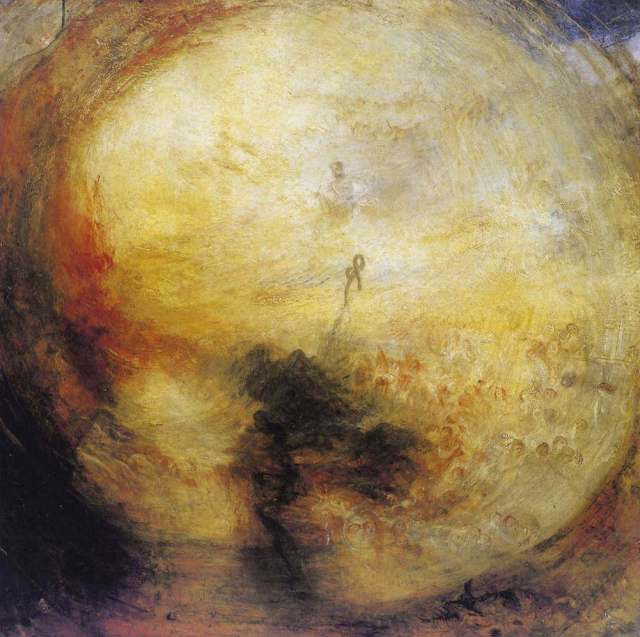 William Turner. The Morning after the Deluge. 1843.