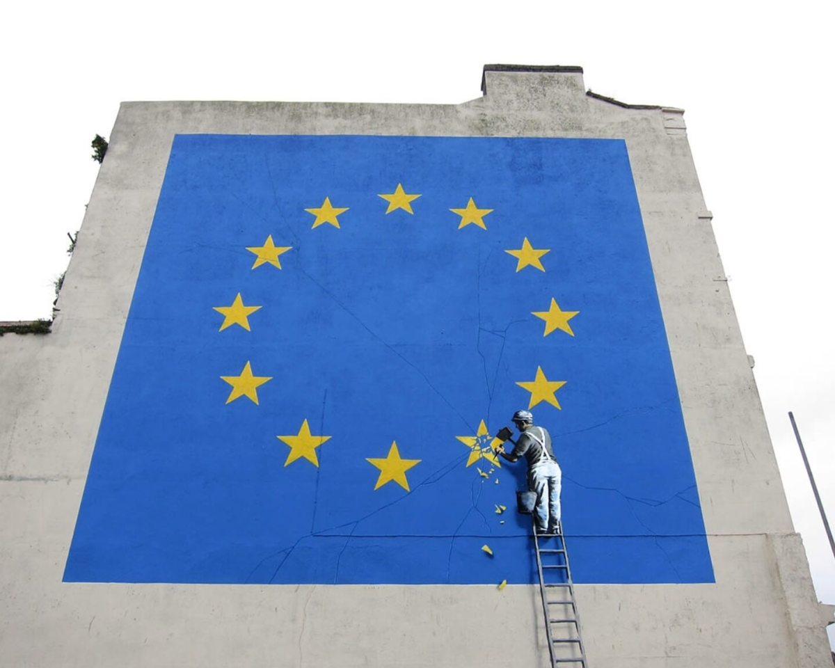 Banksy. Brexit.