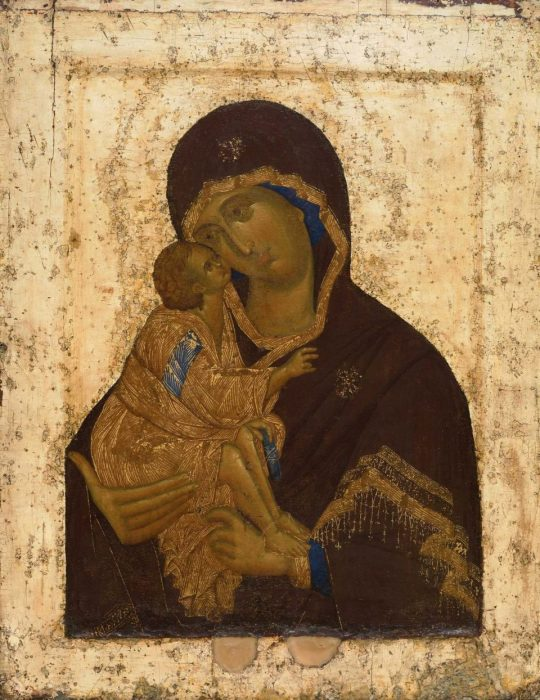 Don icon of the Mother of God