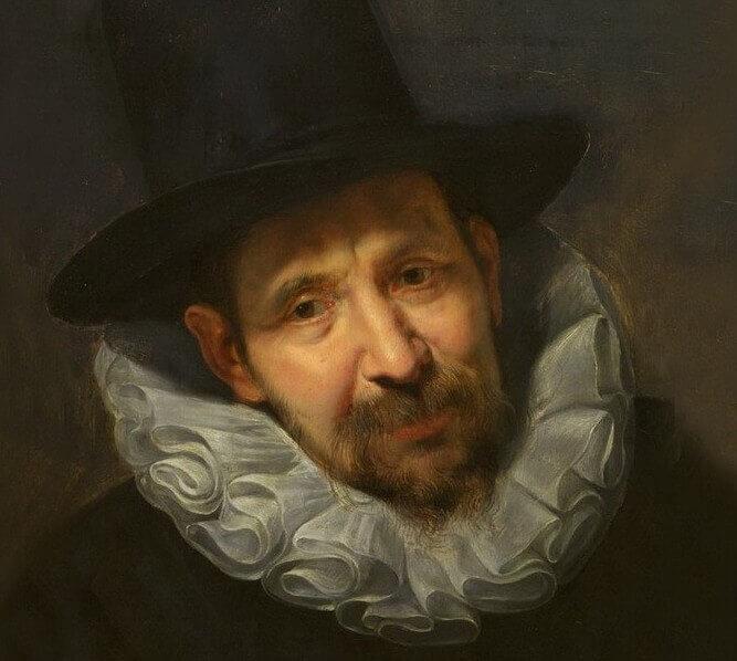Portrait of Jan Brueghel the Elder