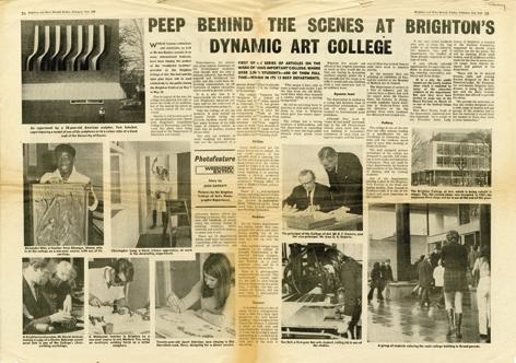 Resultado de imagem para art school 60's