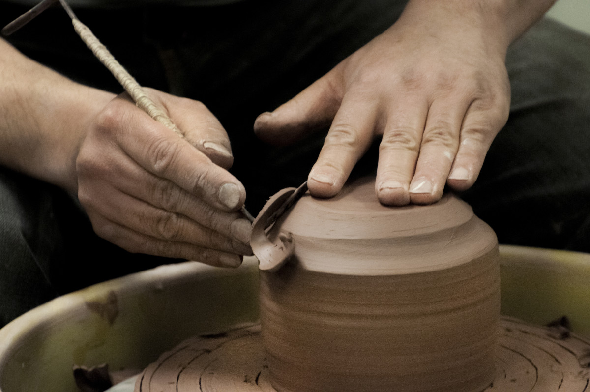 Inside The Saa Ceramics Studio