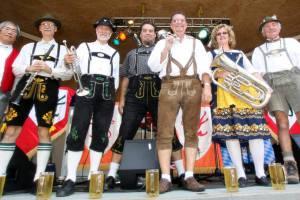 Bavarian Beergarden Band: Terminal 2 West, Baggage Claim (Pre-Security) @ San Diego International Airport