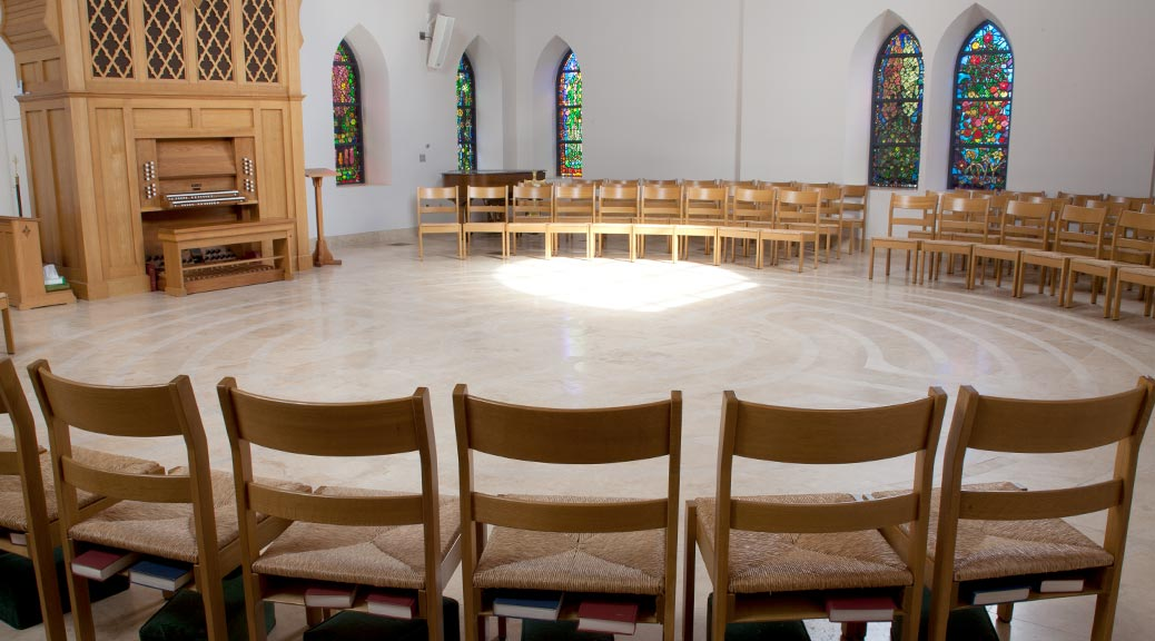St. Paul's Chapel Labyrinth