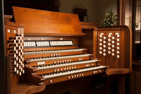 The Skinner Organ at St. Paul's Winston-Salem