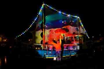 Bateau-spectacle - festival grain de sel - mai 2019cloud