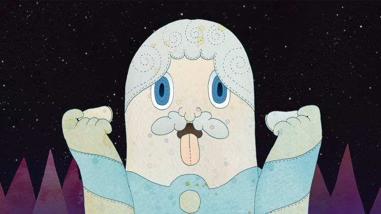 Still image from BLESS (2010) by Opertura (Aya Yamasaki and Jason Brown).