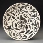 Ceramic art by Gabrielle Schaffner.
