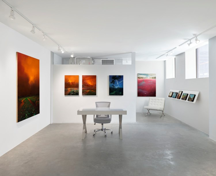 Gallery view of THE SIXTH SEASON by Wilhelm Neusser at Abigail Oglivy Gallery