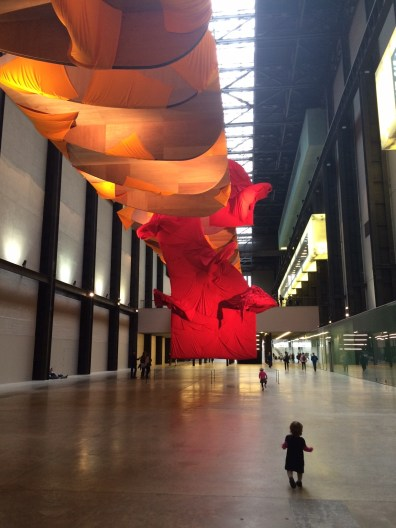 Richard Tuttle, Turbine Hall Tate Modern