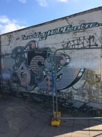 Street art in Coulgate Street