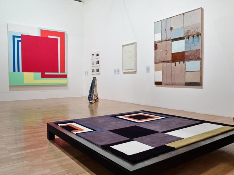 Installation View, Adventures of the Black Square, Whitechapel Gallery 2015 Photo: Stephen White Courtesy Whitechapel Gallery