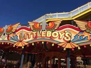 Littleboy's restored Austin Cars