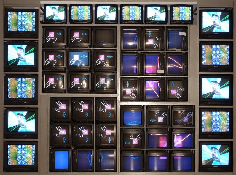 © (2008) ZKM Center for Art and Media Karlsruhe, photo: ONUK (Berhard Schmitt) © Nam June Paik Estate