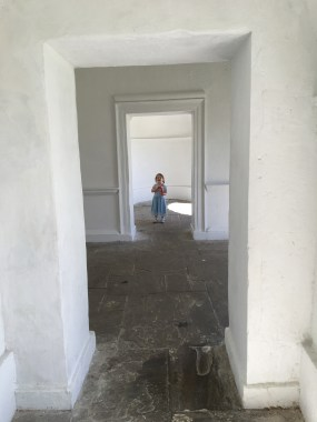 Inside Queen Caroline's Temple