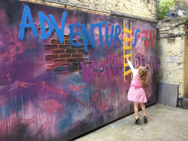 Adventures in Wonderland 2017 © Phillipa Ellis Arts Aloud