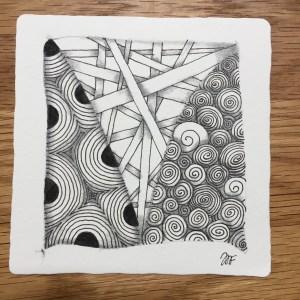 (c) 2017 ArtsAmuse - String 4