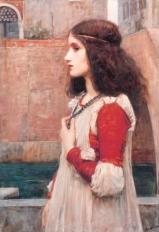 John William Waterhouse, Juliet (1898)