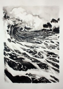 Marion Costentin, The Wave