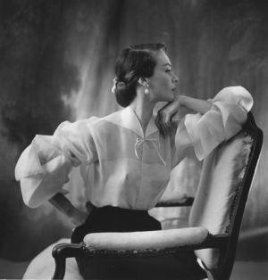 Henry Clarke, Vogue français, mai 1951