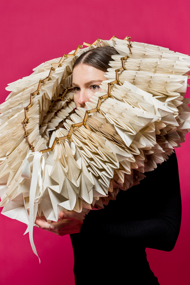 Collar by Annet Couwenberg