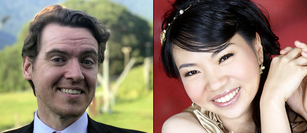Andrew Sauvageau and Hui-Chuan Chen