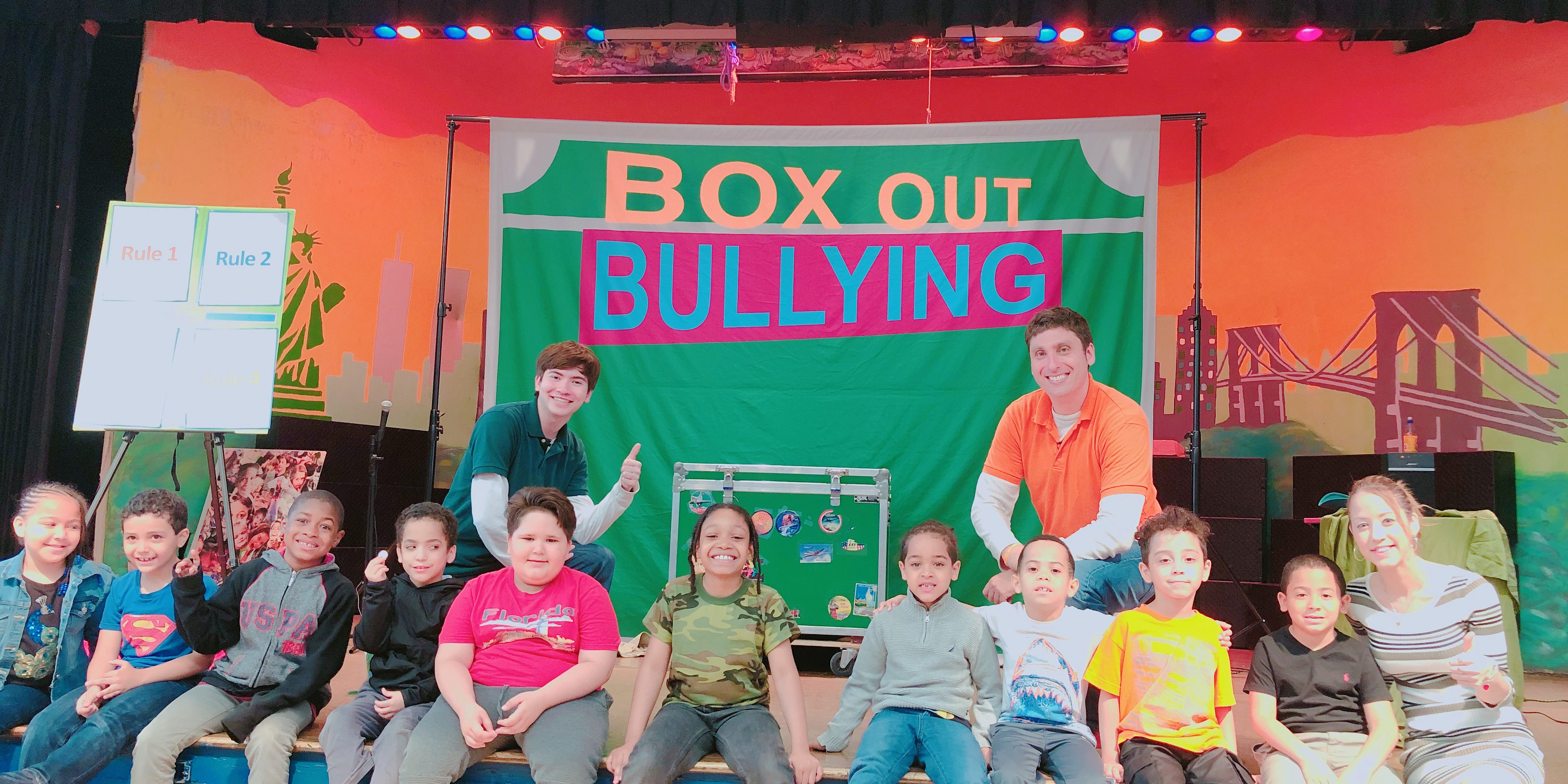 Box Out Bullying Arts In Education Directory