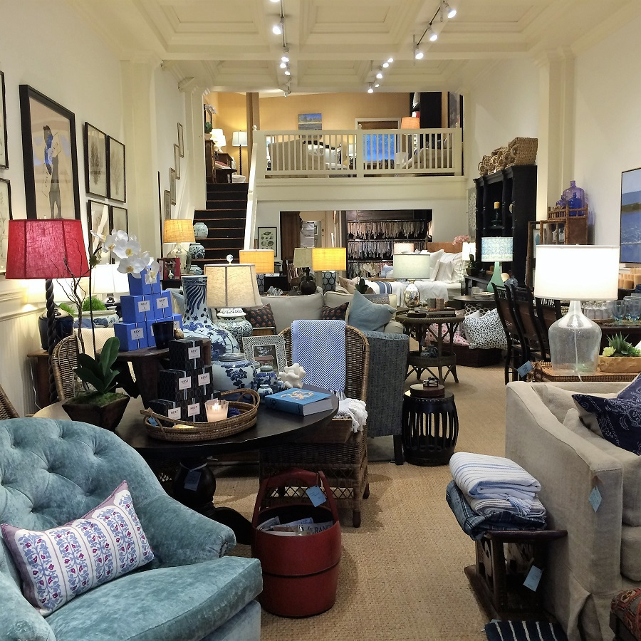 home decor shopping; rooms & gardens - arts and homesanna