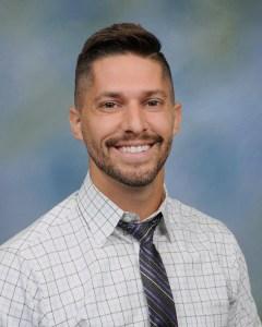 Samuel Korth, Arts Attack Teacher of the Month