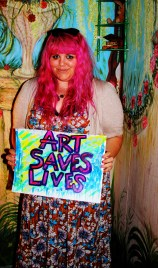 Charlotte - Art Saves Lives