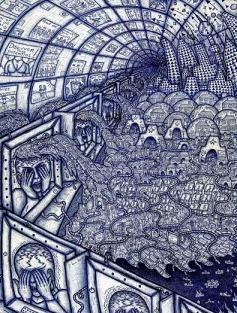The Planet's Mental Illness - By John Ledger