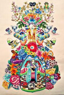 The Revealing Garden by Sandra Mendelsohn