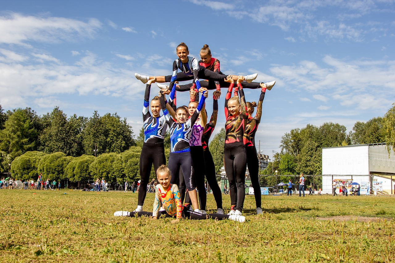 Students take part in dance competition
