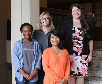 New Advising Staff