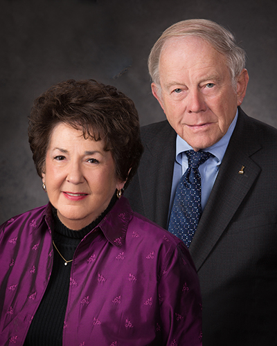 Jim and Judy Herbert