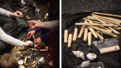 Mikoryzator as an innovative education tool – interactive workshops. Photos by Aleksandra Wales
