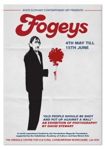 """Fogeys"" at The White Elephant Gallery, Morecambe @ White Elephant Art Gallery"