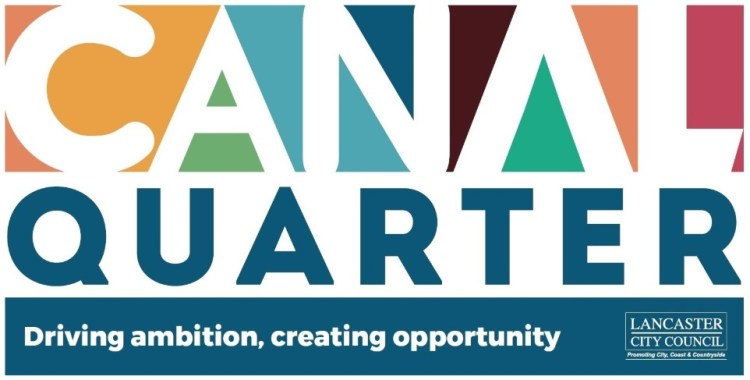 lancaster city canal quarter logo