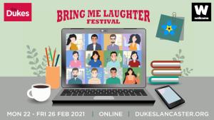 Bring Me Laughter online comedy festival @ Online