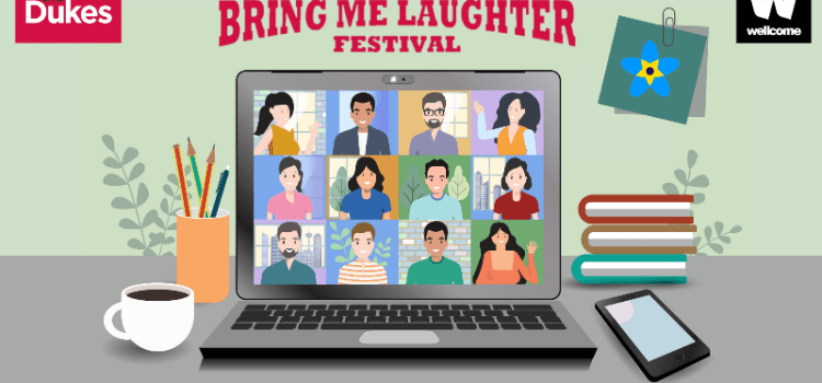 Bring Me Laughter Festival poster