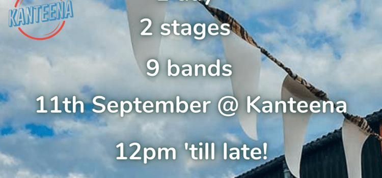 Lancaster Jazz Festival All-Dayer
